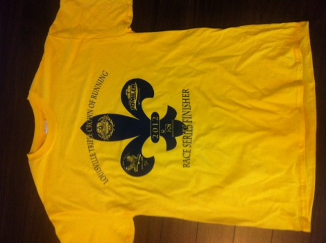 triple crown shirt 2012