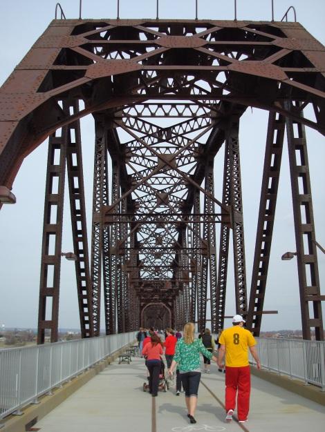 Big Four Bridge 2