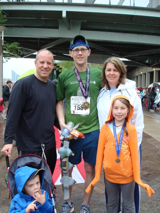 A family of runners